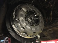 Single Mass Flywheel and Clutch CDTi