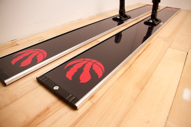 TORONTO RAPTORS - PROMOP 48 CUSTOMIZED BASKETBALL MOP