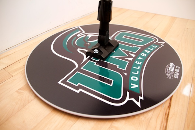 UMO VOLLEYBALL - HYPER-DRI 18 BASKETBALL/VOLLEYBALL SWEAT MOP
