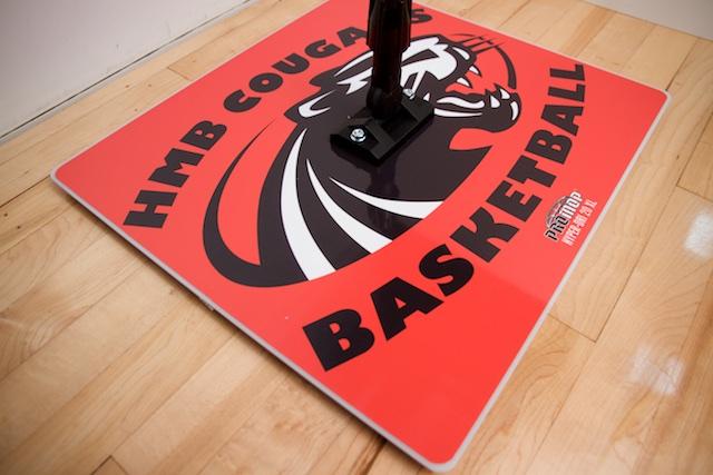HYPER-DRI 20XL SQUARE BASKETBALL / VOLLEYBALL SWEAT MOP