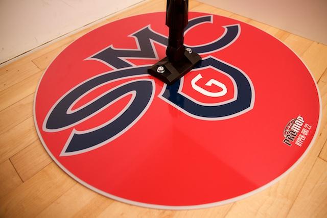 SAINT MARYS - HYPER-DRI 22 ROUND BASKETBALL/VOLLEYBALL SWEAT MOP