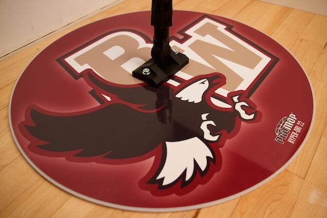 BW EAGLES - HYPER-DRI 22 ROUND BASKETBALL/VOLLEYBALL SWEAT MOP