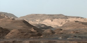 Mars, water, Curiosity rover