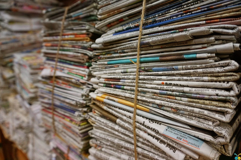 Gains at big USA newspapers mask slump in sector