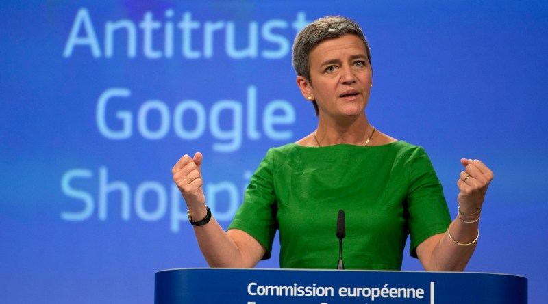 Google European Commision