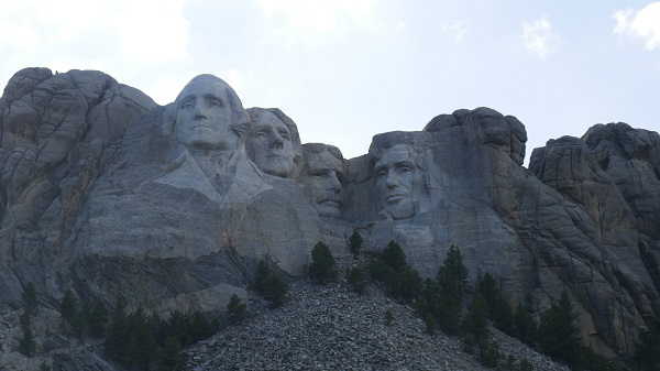 Mount Rushmore. (Photo by Chris Marshall/CNS)