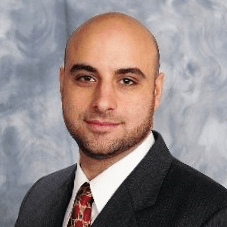 Suhaib Allababidi, who lives in Texas, owns and operates a business that sells security technology, including to federal government clients.(Courthouse News Service via Electronic Frontier Foundation)