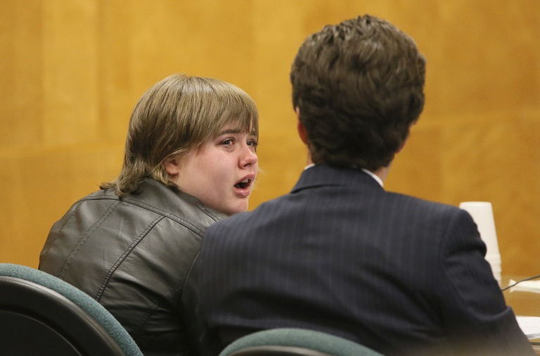 Teen in 'Slender Man' stabbing gets 40 years in mental hospital