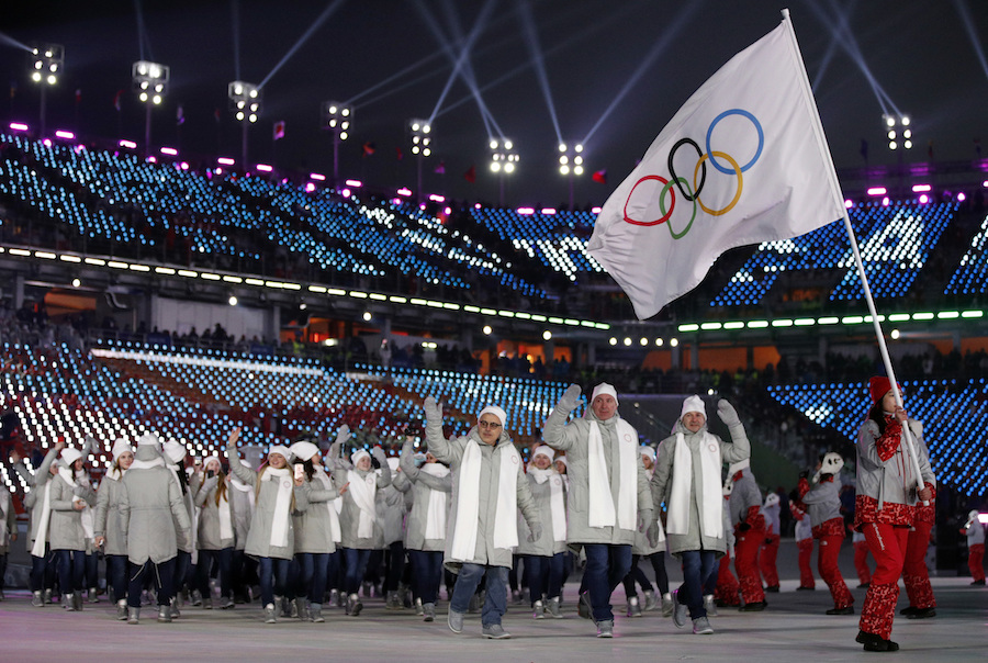 Russia ban lifted by IOC