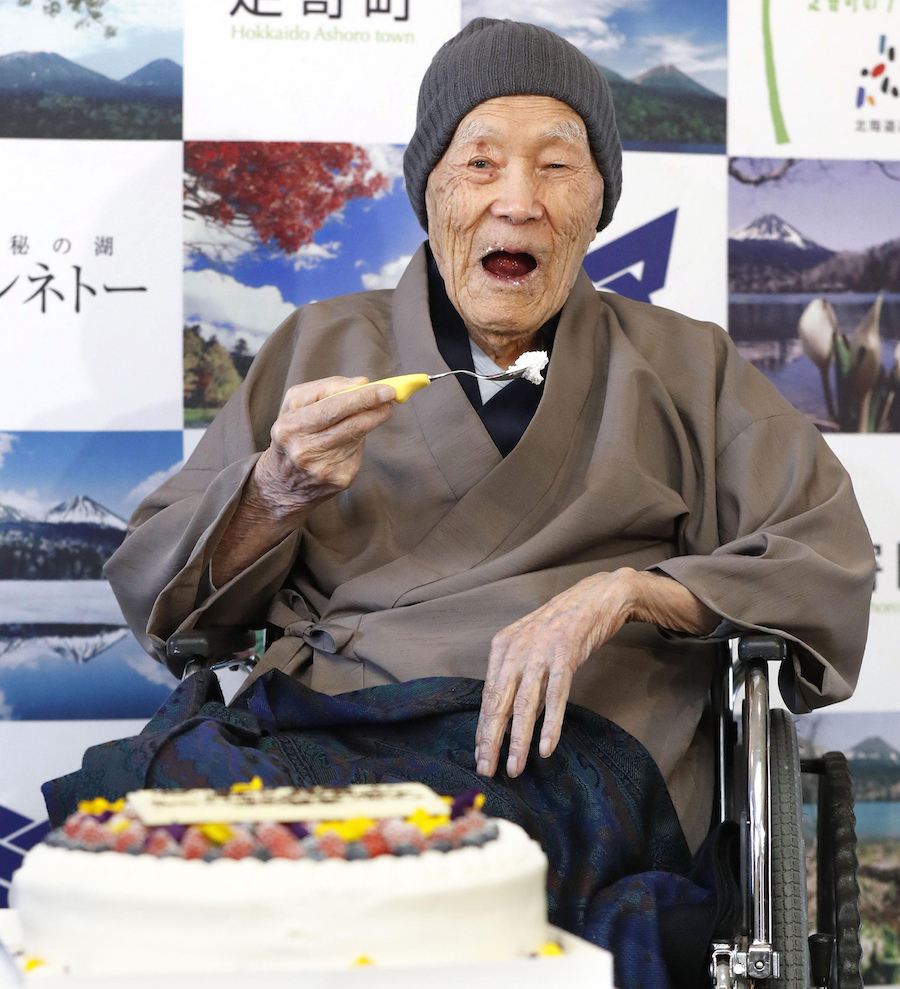The World's Oldest Living Man Was Born Before We Even Had Radios