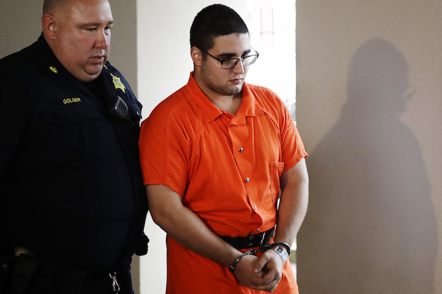 Cosmo DiNardo Sentenced for Killing, Burying Four Pennsylvania Men