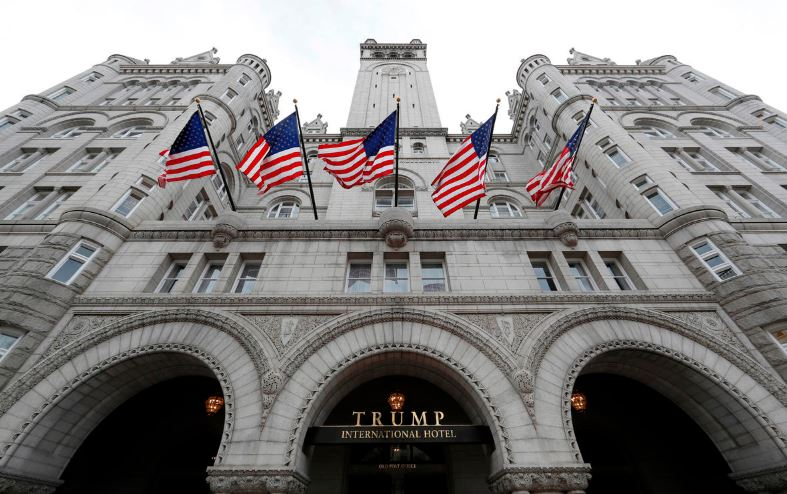 Second Circuit Rules That Failing To >> House Reps Can T Get Trump Hotel Records Judge Rules