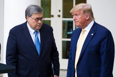 Trump Barr