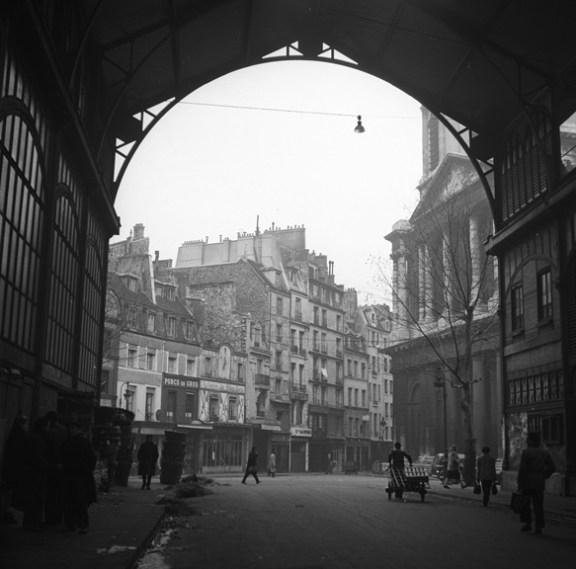 Day at Les Halles, Paris (Walt Girdner photo)
