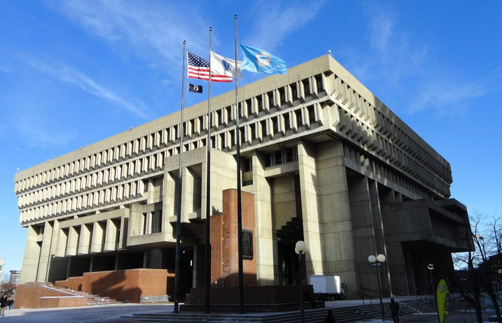 Court Rules Boston Can Reject Citizen's Request to Fly Christian Flag Over City Hall