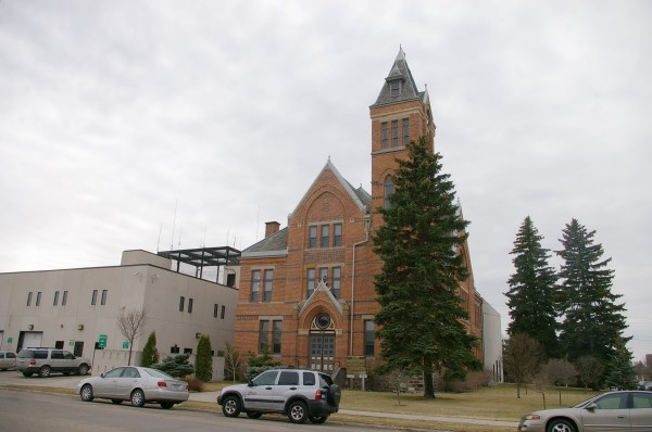 Stutsman County Courthouses