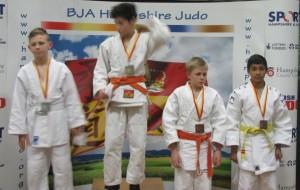 Azhar on medal podium