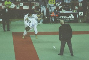 Kate Howey at 2002 British Open