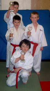 Previous Red Belt Rumble Medallists