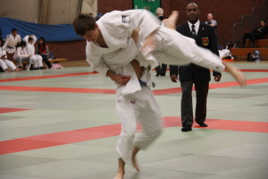 Action from 2009 Hampshire Open