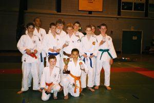 Boys team 2005 Intercounties