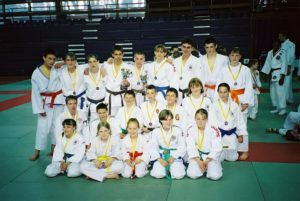 2002 Intercounties Champions