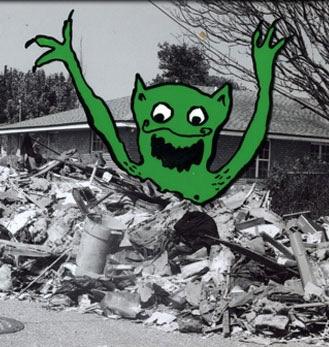 monster in new orleans