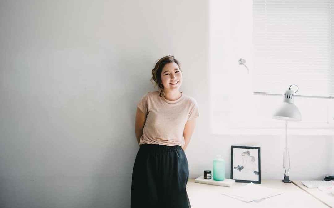 Courtney Kim branding agency Melbourne