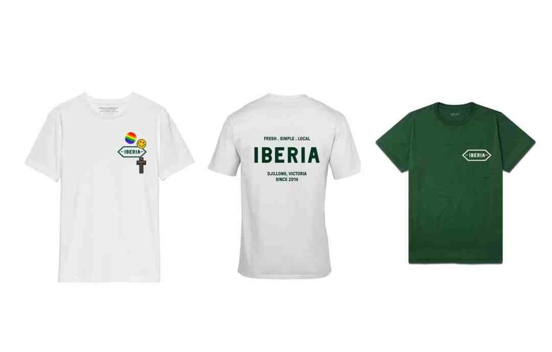 Iberia BRAND tshirts