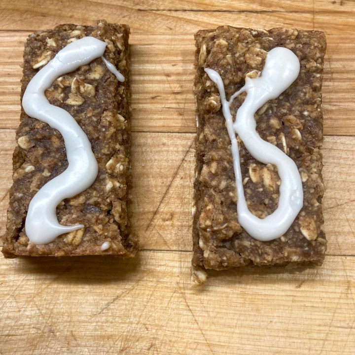 Give these easy copycat oatmeal z-bars a try. Kid approved and budget friendly.