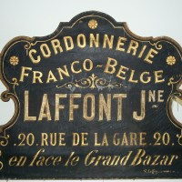 Fabulous Find: Gorgeous French Sign