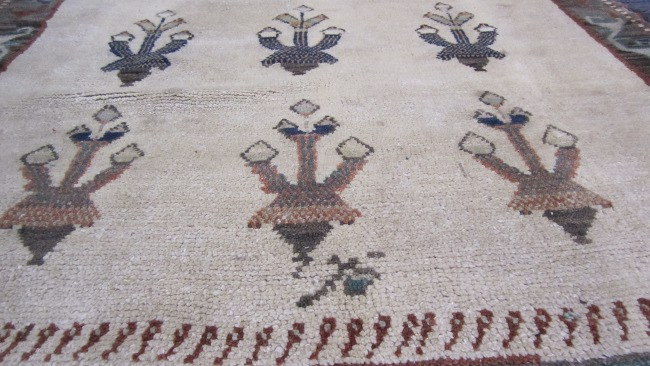oushak pattern