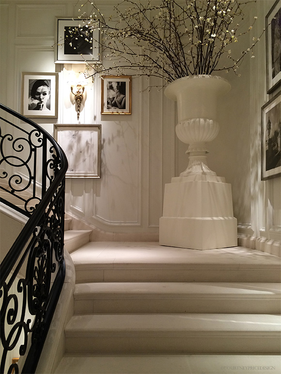 Ralph Lauren Home Flagship NYC on www.CourtneyPrice.com