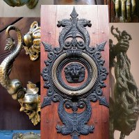 Knock Yourself Out- Eye Catching Door Hardware