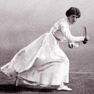 world's first female olympic champion