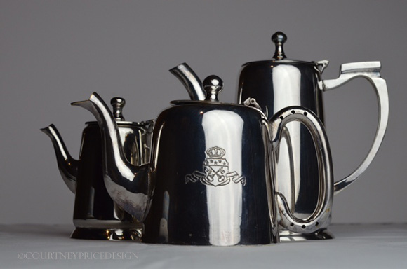 Hotel Silver Coffee Service on www.CourtneyPrice.com