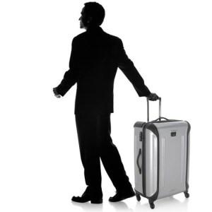 4 wheel suitcase
