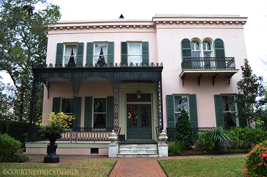 Garden District Home, New Orleans Houses, historical landmark on www.CourtneyPrice.com