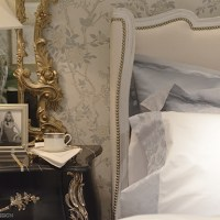 Ralph Lauren Bedroom - Light and Feminine