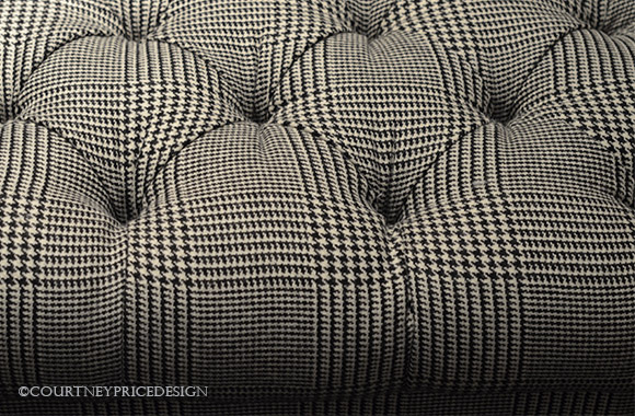 Ralph Lauren houndstooth, as seen on CourtneyPrice.com