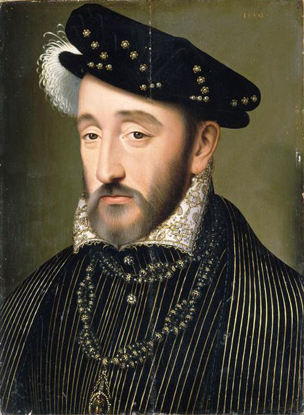 Henry_II_of_France, King of France