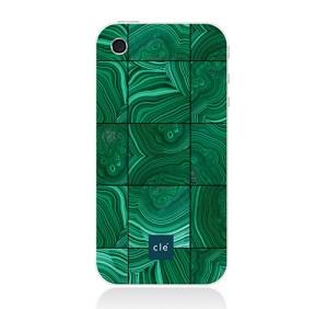 Cle, iphone, Malachite iphone case
