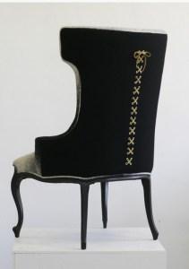 corset chair, sexy chair