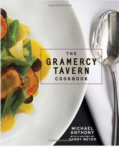 Gramercy Tavern, cookbook