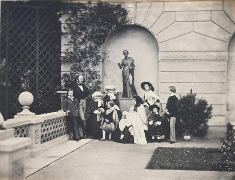 Queen Victoria, portrait session, Getty photographs, Getty exhibit
