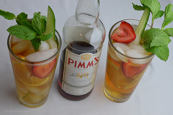 Pimms Cup on www.CourneyPrice.com