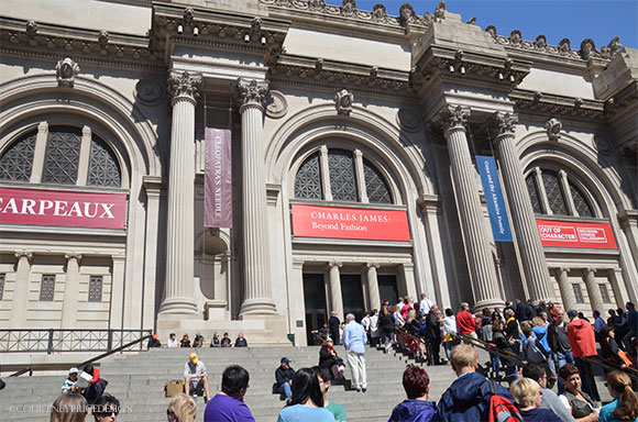 The Metropolitan Museum of Art on www.CourtneyPrice.com