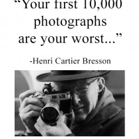 A Word on Photography