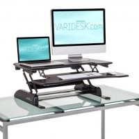 Convert Your Existing Desk to a Standing Desk with Varidesk