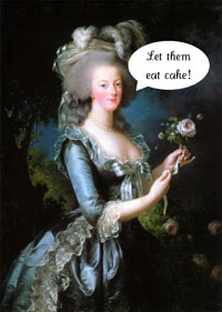 Let them eat cake, www.CourtneyPrice.com
